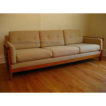 Sofa Minimalis Jati Jepara MM 075