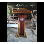 Furniture Terlaris Mimbar Masjid Minimalis Sederhana MM PM 395