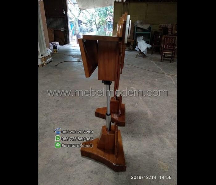Furniture Minimalis Mimbar Pidato Presiden MM PM 161