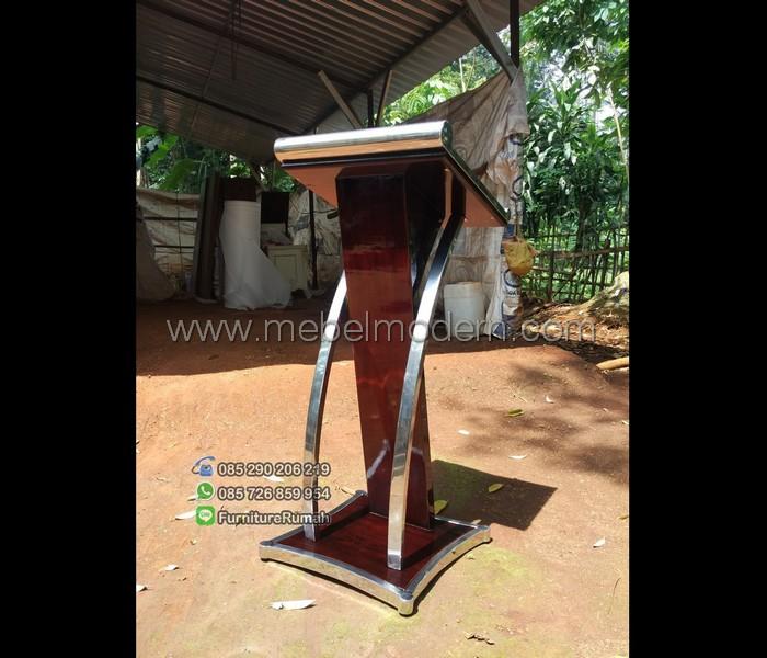 Furniture Minimalis Podium Minimalis MM PM 111