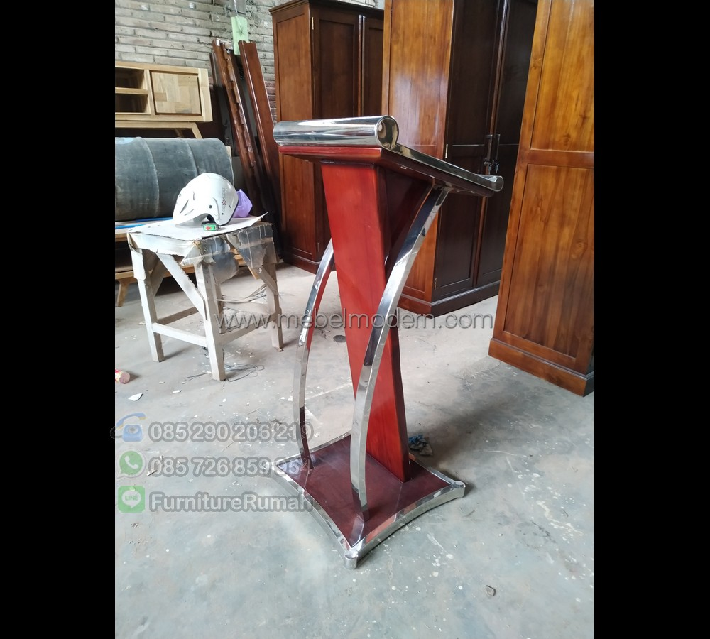 Furniture Modern Jual Podium Minimalis MM PM 294