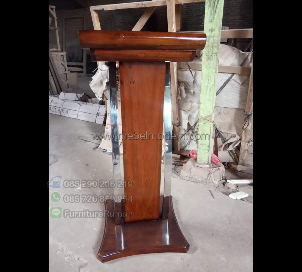 Furniture Modern Podium Minimalis MM PM 594