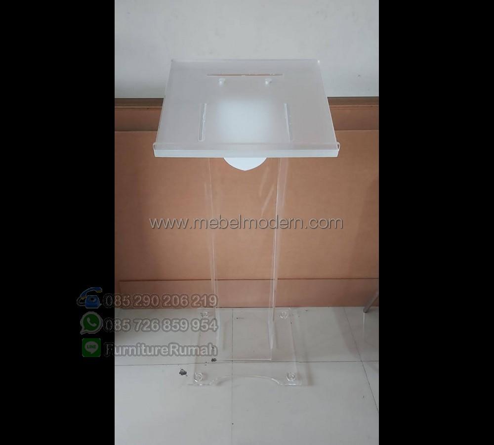 Paling Laku Contoh Mimbar Minimalis MM PM 634