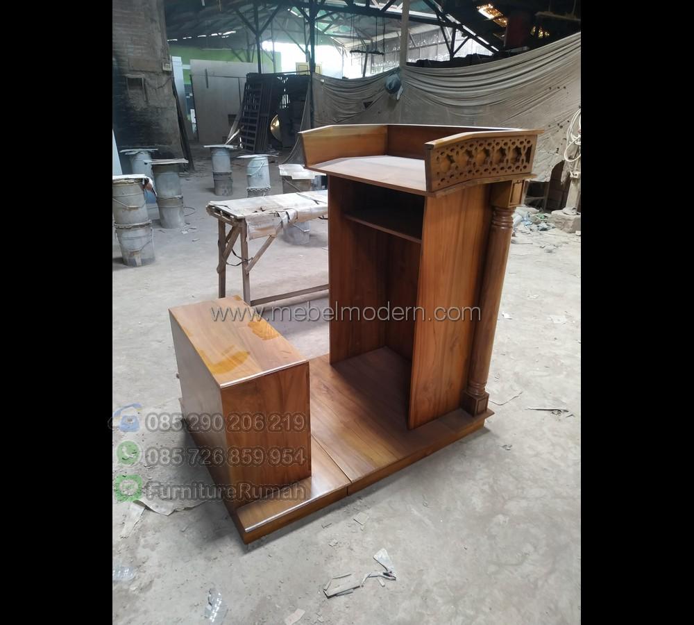 Produk Terlaris Podium Masjid Sederhana MM PM 523