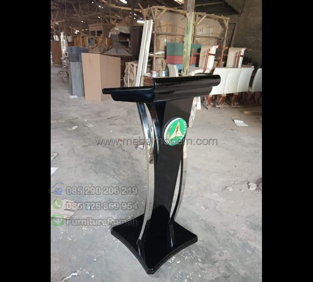 Produk Unggulan Mimbar Mushola MM PM 555