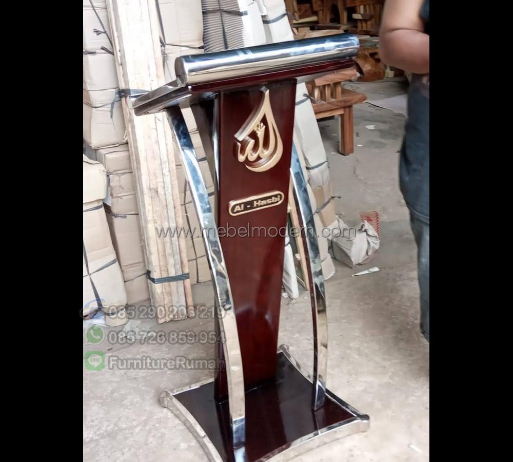 Special Produk Mimbar Masjid MM PM 526